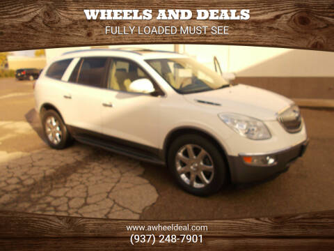 2009 Buick Enclave for sale at Wheels and Deals in New Lebanon OH