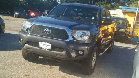2013 Toyota Tacoma for sale at Global Vehicles,Inc in Irving TX