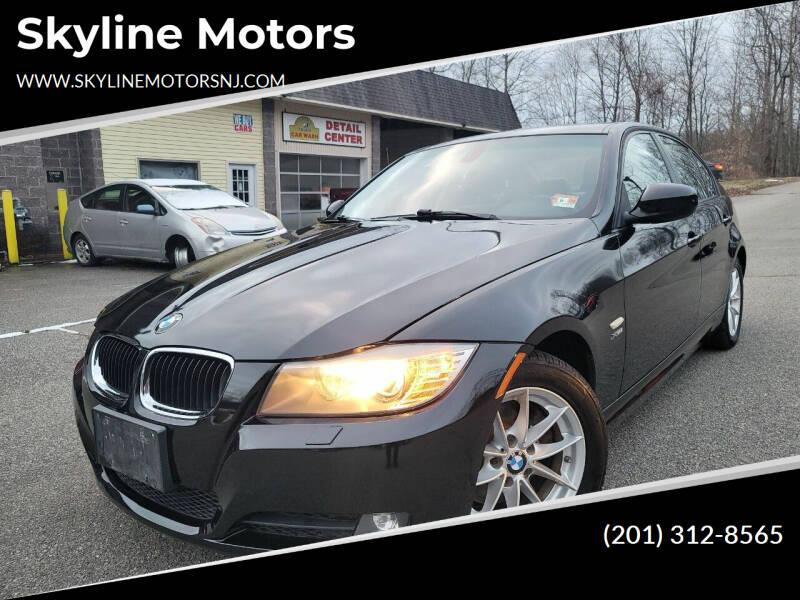 2010 BMW 3 Series for sale at Skyline Motors in Ringwood NJ