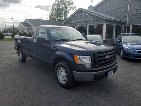 2012 Ford F-150 for sale at Empire Alliance Inc. in West Coxsackie NY