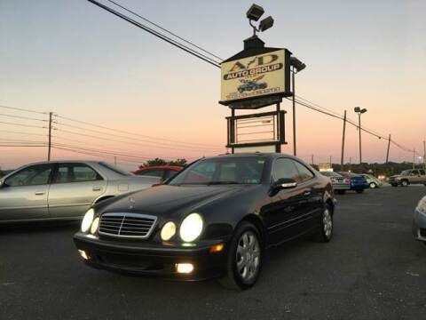 2001 Mercedes-Benz CLK for sale at A & D Auto Group LLC in Carlisle PA
