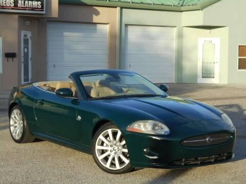 2007 Jaguar XK-Series for sale at PORT TAMPA AUTO GROUP LLC in Riverview FL