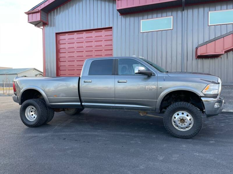 2012 RAM Ram Pickup 3500 for sale at Harper Motorsports-Vehicles in Post Falls ID
