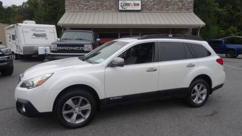 2013 Subaru Outback for sale at Driven Pre-Owned in Lenoir NC