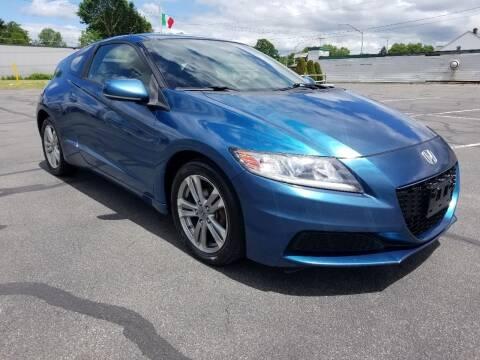 2013 Honda CR-Z for sale at Arcia Services LLC in Chittenango NY