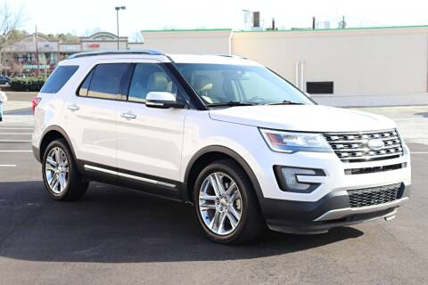 2017 Ford Explorer for sale at Auto Guia in Chamblee GA