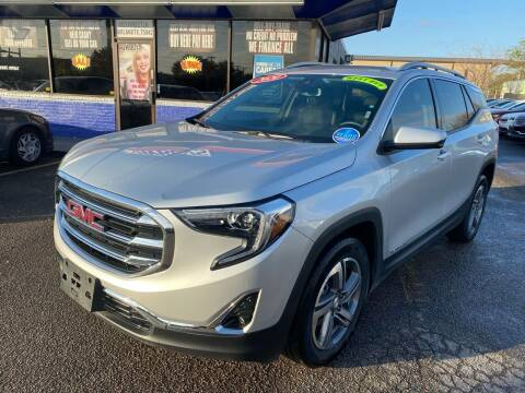 2020 GMC Terrain for sale at Cow Boys Auto Sales LLC in Garland TX