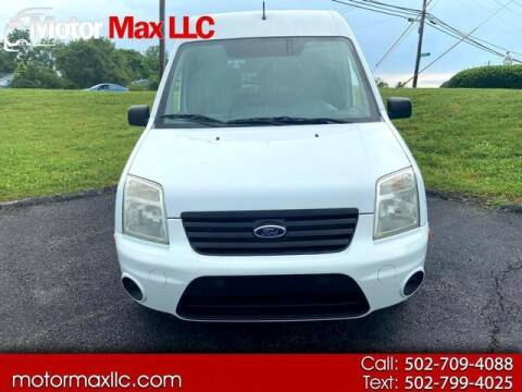 2010 Ford Transit Connect for sale at Motor Max Llc in Louisville KY