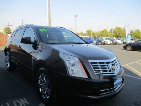 2015 Cadillac SRX for sale at Choice Auto & Truck in Sacramento CA
