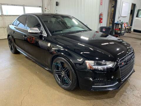 2015 Audi S4 for sale at Premier Auto in Sioux Falls SD