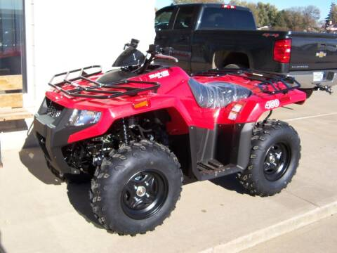 2021 TRACKER OFF ROAD 450 for sale at Tyndall Motors in Tyndall SD