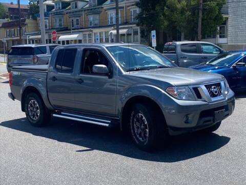 2018 Nissan Frontier for sale at Bob Weaver Auto in Pottsville PA