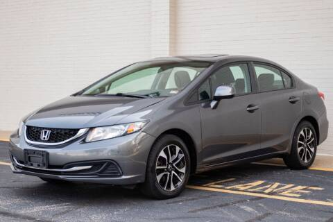 2013 Honda Civic for sale at Carland Auto Sales INC. in Portsmouth VA