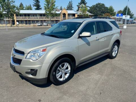 2013 Chevrolet Equinox for sale at Vista Auto Sales in Lakewood WA