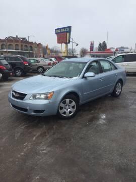 2008 Hyundai Sonata for sale at Big Bills in Milwaukee WI