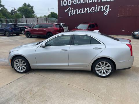 2018 Cadillac ATS for sale at MTA Auto in Detroit MI