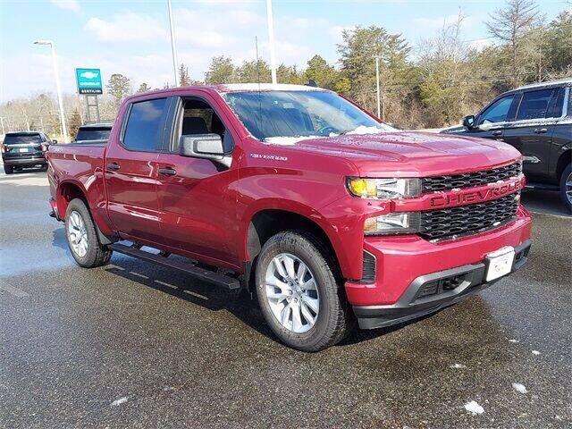 2021 Chevrolet Silverado 1500 for sale at Gentilini Motors in Woodbine NJ