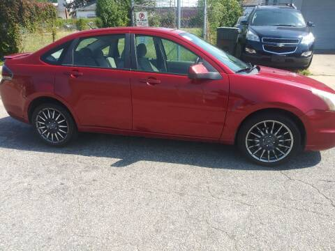 2010 Ford Focus for sale at Charles Baker Jeep Honda in Norfolk VA