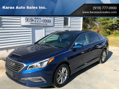 2015 Hyundai Sonata for sale at Karas Auto Sales Inc. in Sanford NC