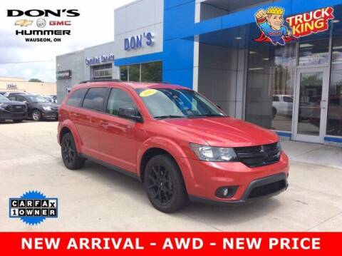 2019 Dodge Journey for sale at DON'S CHEVY, BUICK-GMC & CADILLAC in Wauseon OH