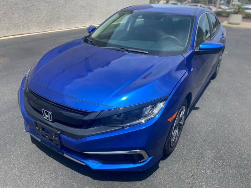2020 Honda Civic for sale at Korski Auto Group in National City CA