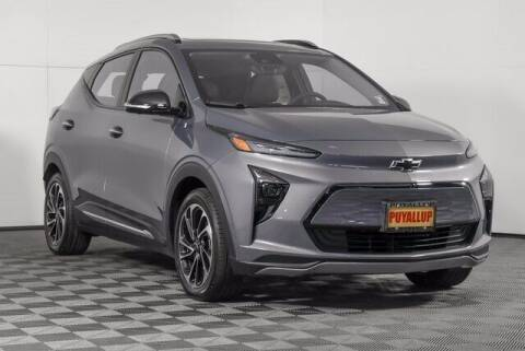 2022 Chevrolet Bolt EUV for sale at Chevrolet Buick GMC of Puyallup in Puyallup WA
