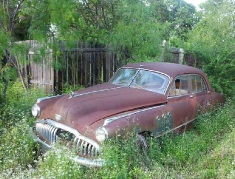 1949 Buick Super for sale at Haggle Me Classics in Hobart IN