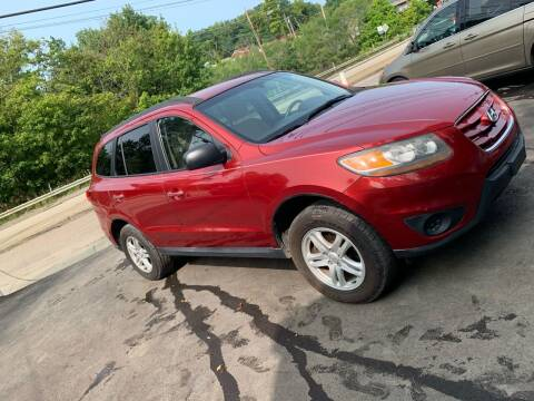 2010 Hyundai Santa Fe for sale at Seran Auto Sales LLC in Pittsburgh PA