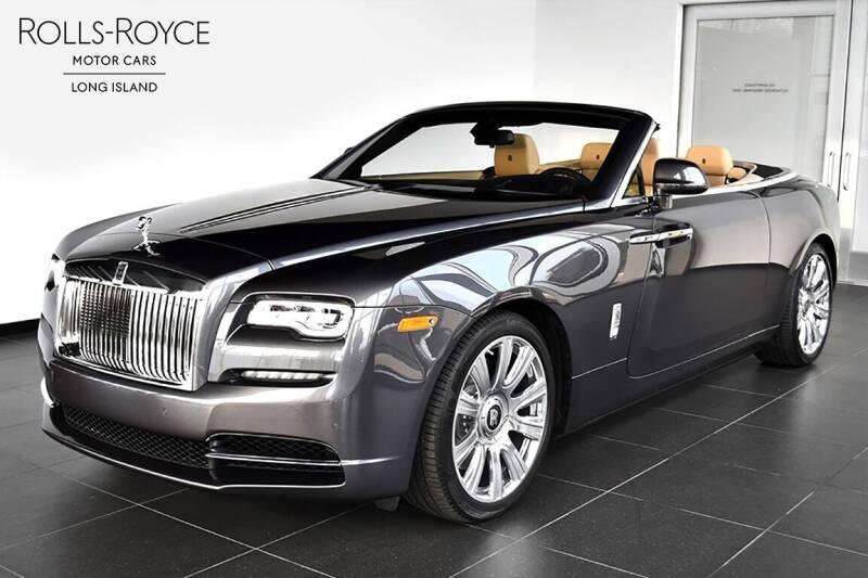 2017 Rolls-Royce Dawn for sale in Jericho, NY