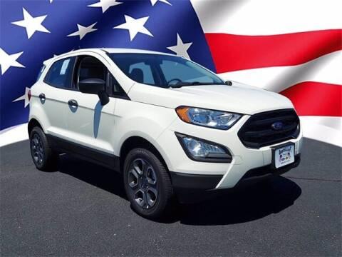 2021 Ford EcoSport for sale at Gentilini Motors in Woodbine NJ