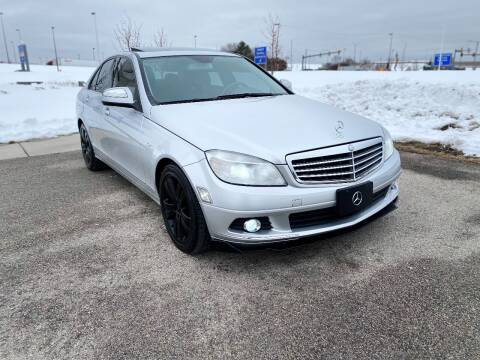 2008 Mercedes-Benz C-Class for sale at Airport Motors in Saint Francis WI