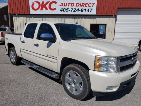 2011 Chevrolet Silverado 1500 for sale at OKC Auto Direct in Oklahoma City OK