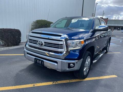 2014 Toyota Tundra for sale at DAVENPORT MOTOR COMPANY in Davenport WA
