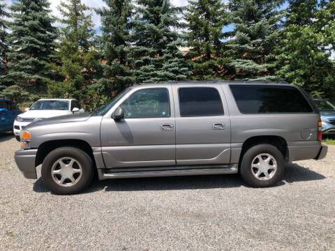 2006 GMC Yukon XL for sale at Renaissance Auto Network in Warrensville Heights OH