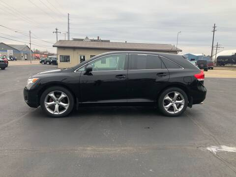 2011 Toyota Venza for sale at Mike's Budget Auto Sales in Cadillac MI