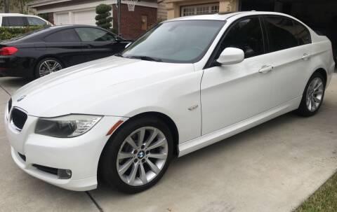 2011 BMW 3 Series for sale at MIKE AHWAZI in Santa Ana CA