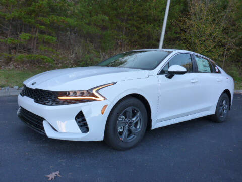 2021 Kia K5 for sale at RUSTY WALLACE KIA OF KNOXVILLE in Knoxville TN