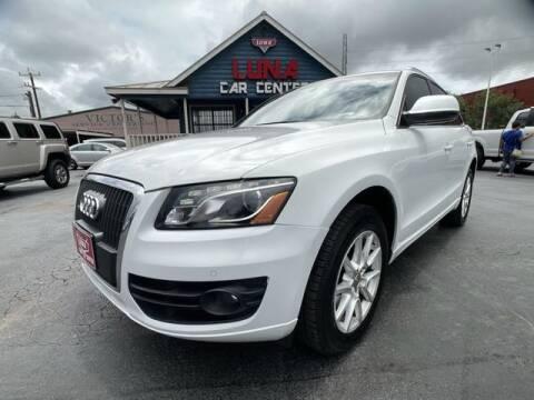 2012 Audi Q5 for sale at LUNA CAR CENTER in San Antonio TX