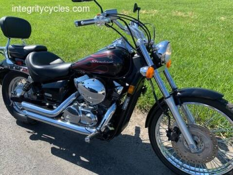 2009 Honda SHADOW SPIRIT 750 for sale at INTEGRITY CYCLES LLC in Columbus OH