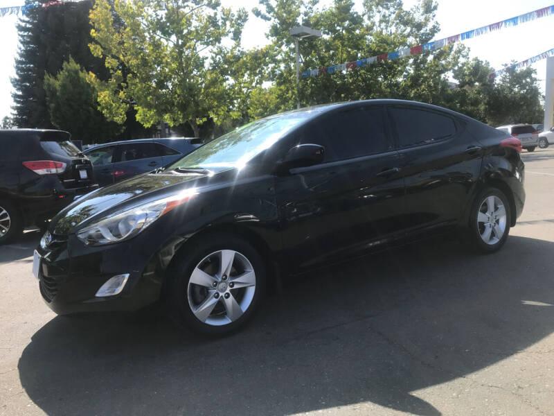 2013 Hyundai Elantra for sale at Autos Wholesale in Hayward CA