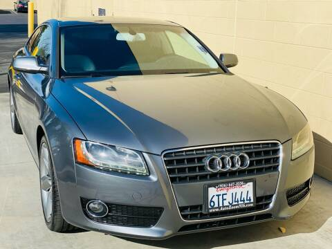 2012 Audi A5 for sale at Auto Zoom 916 Rancho Cordova in Rancho Cordova CA