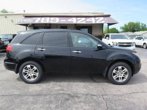 2008 Acura MDX for sale at United Auto Sales in Oklahoma City OK