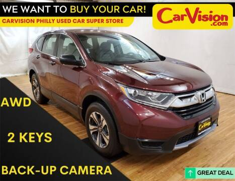 2019 Honda CR-V for sale at Car Vision Mitsubishi Norristown - Car Vision Philly Used Car SuperStore in Philadelphia PA