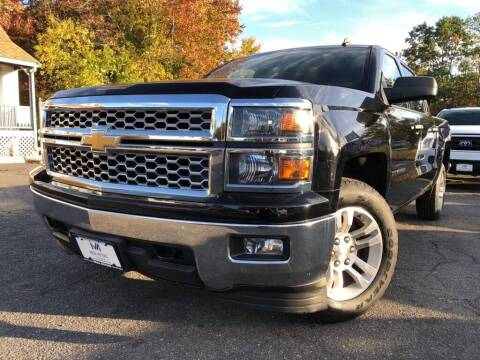 2014 Chevrolet Silverado 1500 for sale at Mega Motors in West Bridgewater MA
