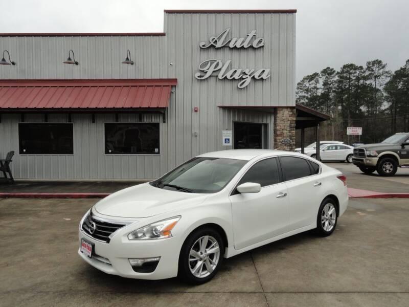 2014 Nissan Altima for sale at Grantz Auto Plaza LLC in Lumberton TX