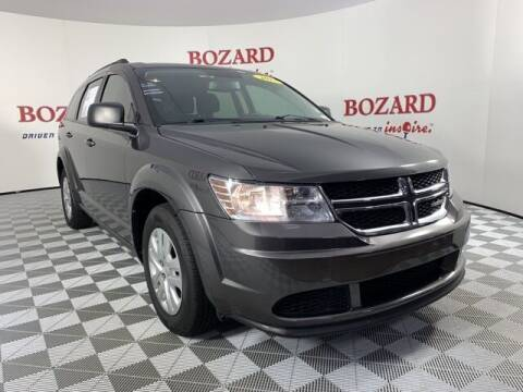 2017 Dodge Journey for sale at BOZARD FORD in Saint Augustine FL