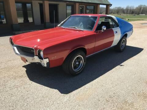 1969 AMX AMC for sale at EAGLE ROCK AUTO SALES in Eagle Rock MO