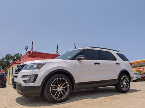 2016 Ford Explorer for sale at CarZoneUSA in West Monroe LA