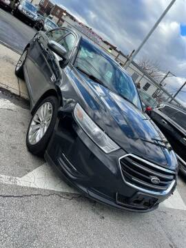 2013 Ford Taurus for sale at GM Automotive Group in Philadelphia PA