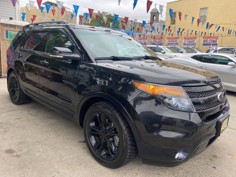 2014 Ford Explorer for sale at Elite Automall Inc in Ridgewood NY